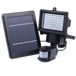 Solar Sensor Floodlight