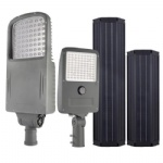 Vertical Solar Street Light